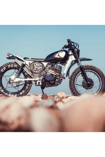 custom bike femme