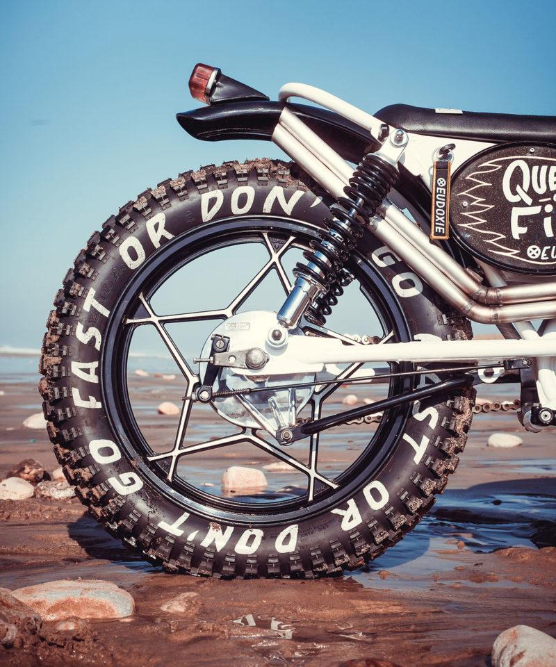 eudoxie custom bike