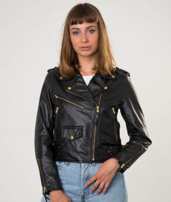 Veste perfecto cuir moto