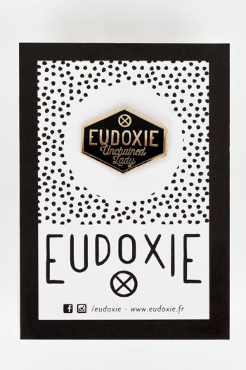 pins eudoxie logo